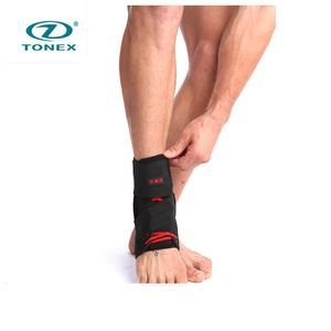 New Coming wholesale price ankle sleeve wrap support for football basketball sports support ankle sleeve support Factory sale