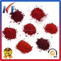 High Quality Iron Oxide Red for Stained Concrete Floor Colors