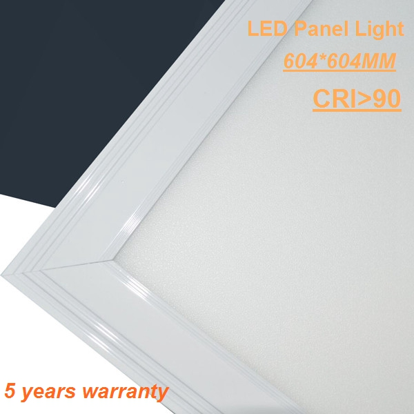 UGR<19 IP40 40W Square Panel Light620X620 using Imported guide Plate