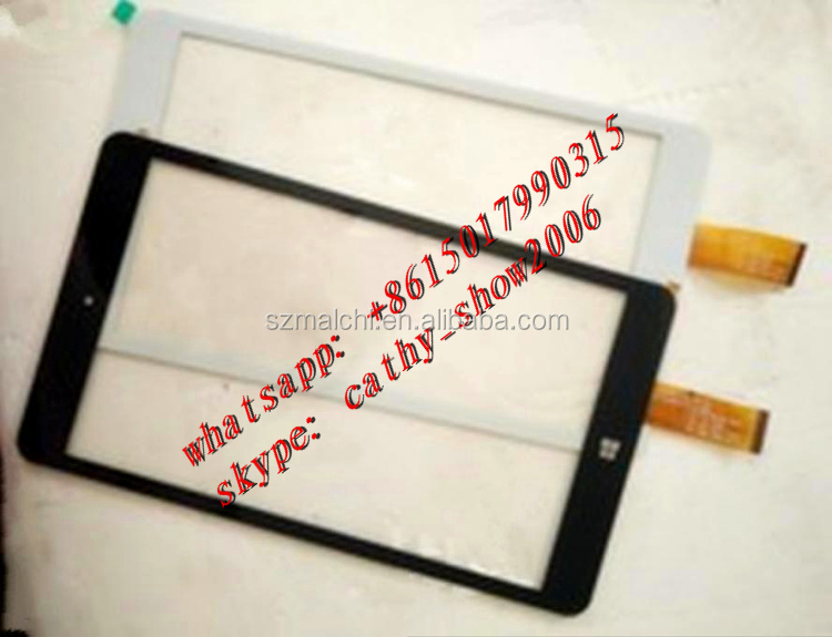 8 inch hsctp-726-8-v1 for Hi Pro tablet PC Capacitive Touch Screen Digitizer Glass Repair Parts
