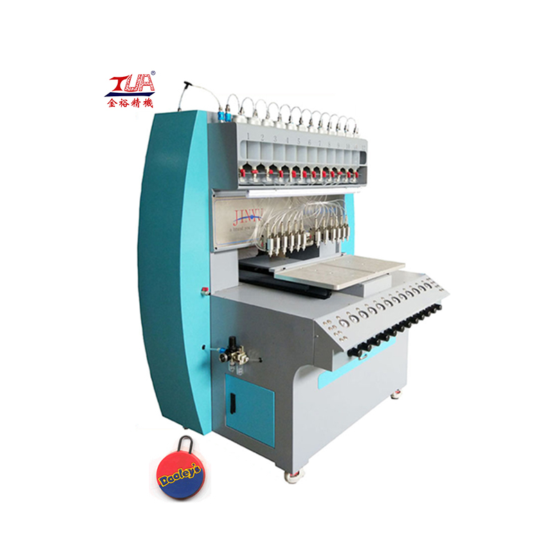 JY-B02 automatic zipper making equipment