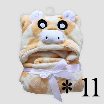 Baby Cow Cloak Plush Animal Blanket For Stuffed Animal Blankets
