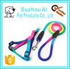 Wholesale Colorful Premium Nylon Pet Products Adjustable Dog Collar and Leash