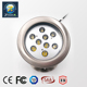 9w recessed marine boat swimming pool led underwater light pool