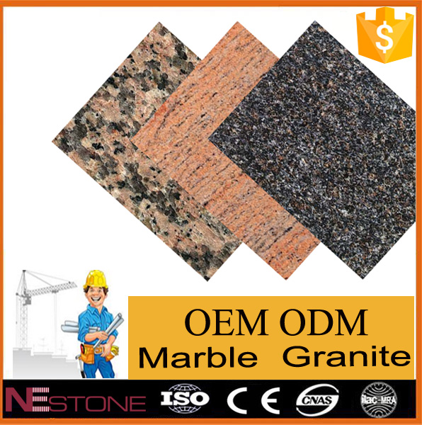 Wholesale building materials cheap granite flooring natural stone granite tiles price philippines