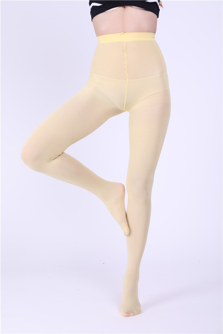 नई डिजाइन फैशन लोचदार रेशम मोजा महिलाओं मोजा