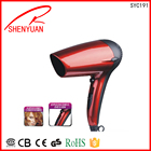 Hot DC motor 1400W 1800W dual voltage world pro Hair Dryer home Small diffuser hair blower with CE/GS/RoHS for traveling