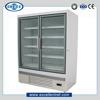 Dms2518d1 Integral Glass Door Display Fridge Used As Convenience ...