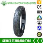 Chine fabrication Commerce Assurance hot vente Taiyo moto tire2.75-17