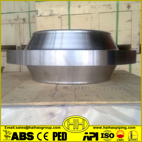 ASTM A694 F56 Carbon Steel 1500LB SCH160 Anchor Flange