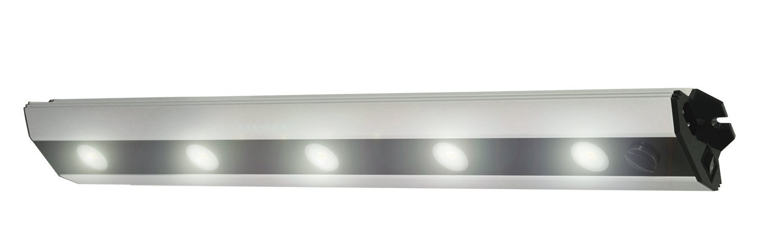 Ecolight 18-inch LED Plug In Light Bar - Stainless