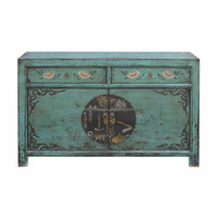 antique solid wood high glossy furniture