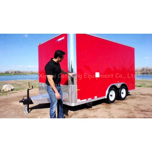 mobile restaurant food truck for sale