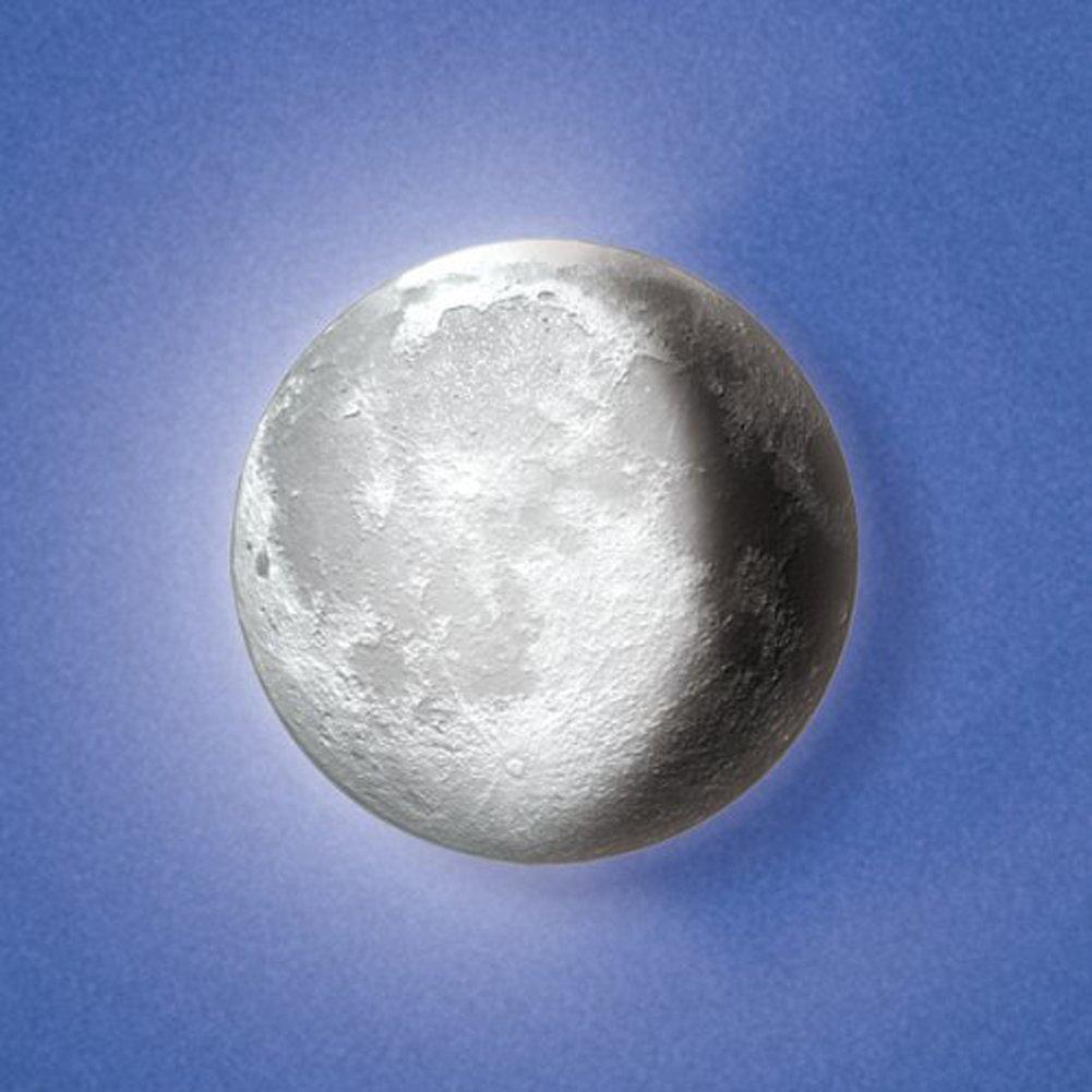 Get Quotations · MIYOLE Moon Light LED Wall Mount Night Moon Lamp