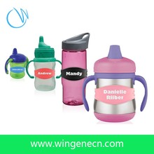 OEM Silicone Glass Drinking Bottle Private Label