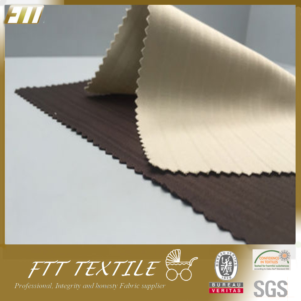 Cotton Spandex Herringbone High-end Suit Pants' Pocket Lining Shirting Fabric For Baby Stroller