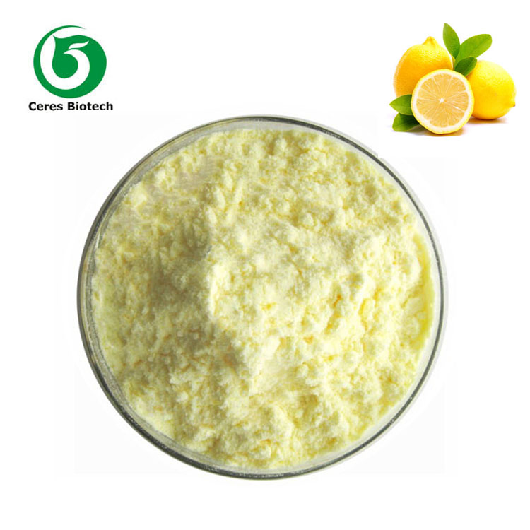 Natural Instant Lemon Tea Lemon Juice Powder