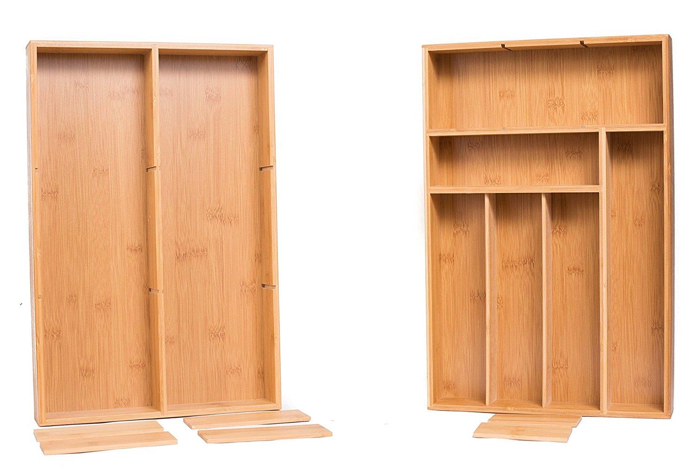 bamboo drawer organizer MSL Details