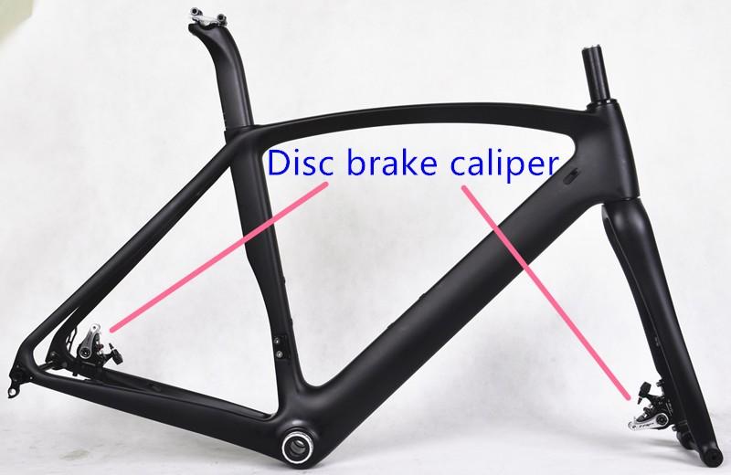 New Design Aero Carbon Fiber Bike Frame Bicycle Baolijia Disc Brake ...