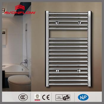 Avonflow Chrome Heated Towel Rack Dryer For Bathroom