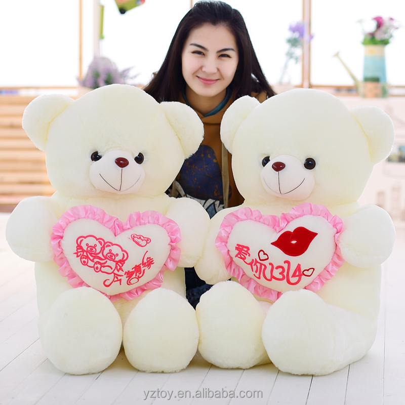 Teddy bear plush toys, dolls, pillow, the new Valentine's day birthday gift