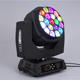New product 19pcs*15w LED big bee eye k10 zoom led moving head wash light