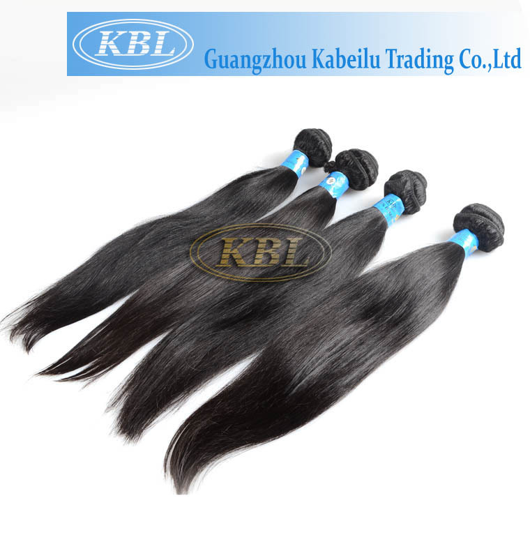 5a grade cheap 100% brazilian hair bundles straight leg