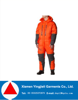 2014 Best Outdoor Full Body Ski Snow Suits One Piece for Sale