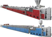PVC Price tags profile production line/extrusion/extruder