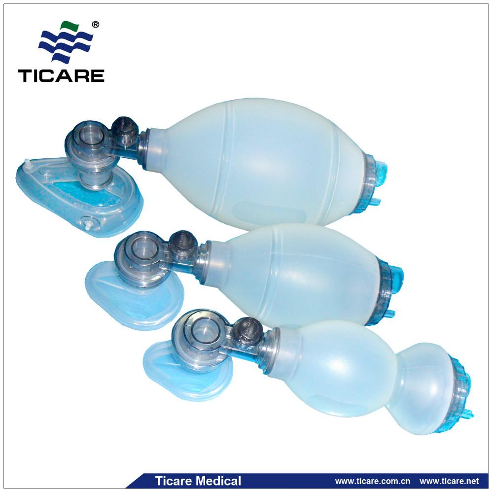 Neonatal Silicone Emergency Resuscitator Ambu Bag Buy