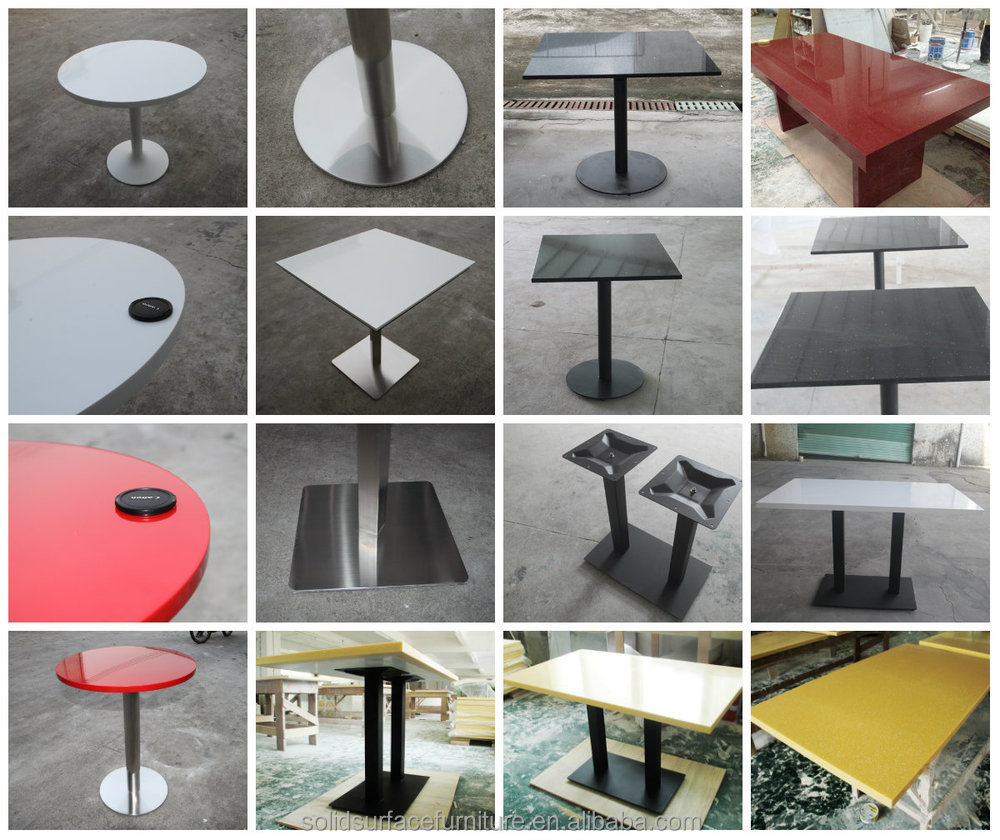 Scratch Resistant Dining Tables