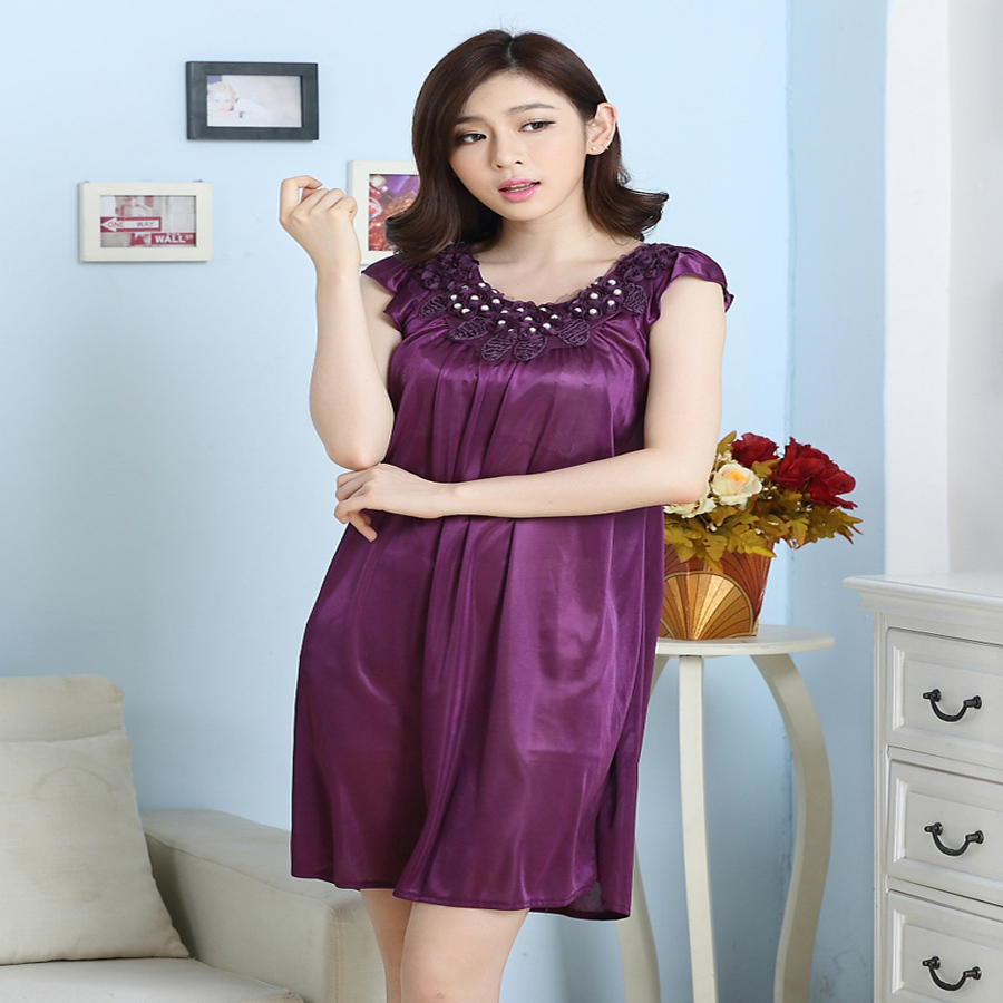 Shopping for Cheap Nightdress at Avidlove Official Store and more from satin nightgown,silk sleepwear,plus nightgown,cotton nightdress,lace nightgowns,nightgown cotton on fascinatingnewsvv.ml,the Leading Trading Marketplace from China.