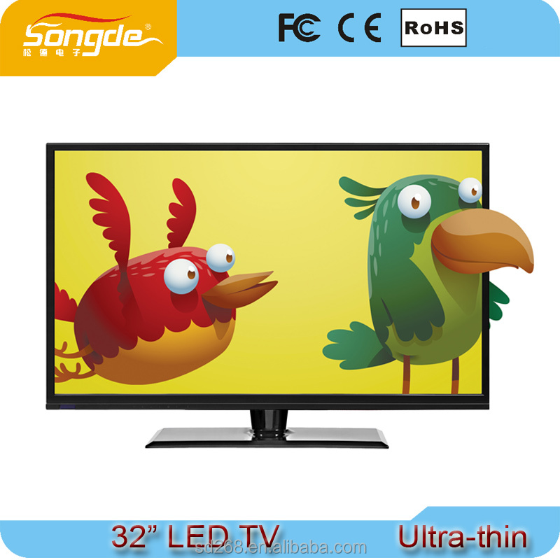 32'' cheapest price lcd <strong>tv</strong> led <strong>tv</strong> with <strong>satellite</strong> receiver wholesale