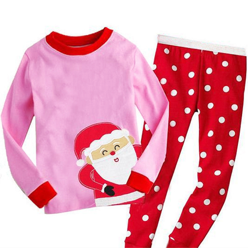 d4872a18e Detail Feedback Questions about Children s Christmas Pajamas For ...