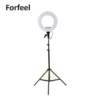 "Wholesale Photo Studio 12"" Ring Light LED Video Light Lamp Digital Photographic 35W 5500K with 240 LED Lights"