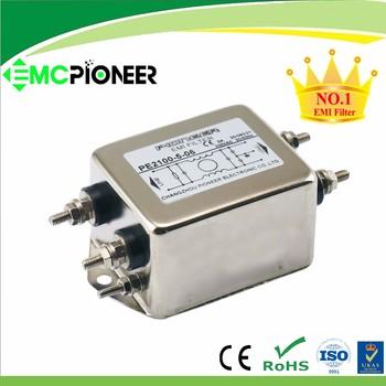 PE2100-5-06 5A 120 V/250 V AC thụ động ac méo