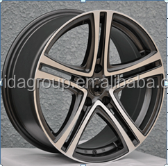 High Quality Wheel Rims 4 Holes 5 Car Alloy With Different Color