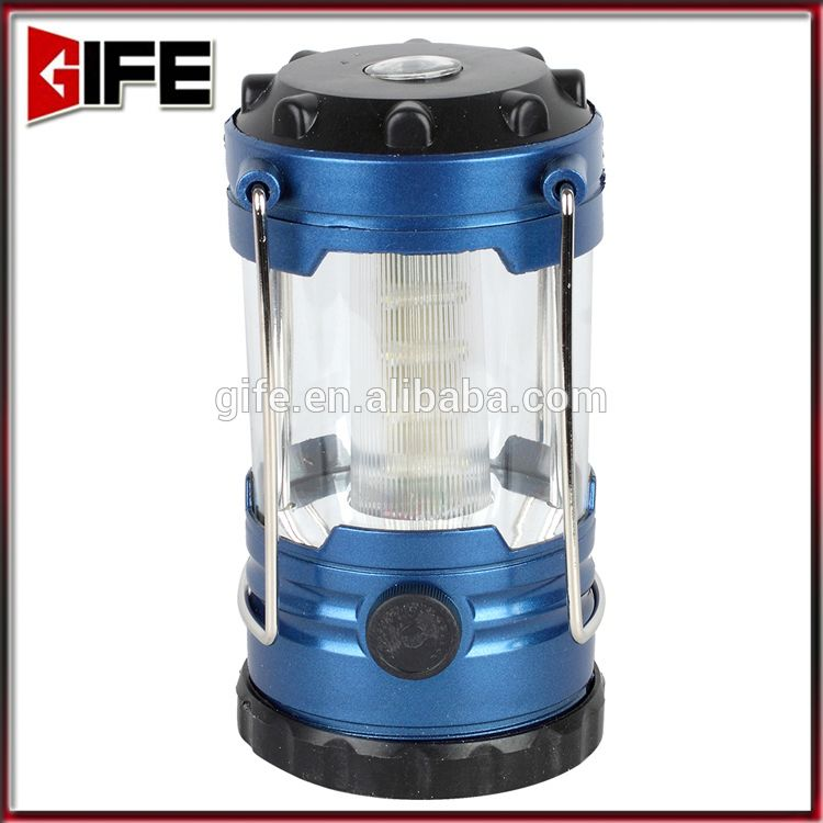 Promotion Good Quality Plastic Camping Led Lantern