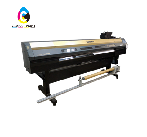 "Second hand used refurbished recycled Roland FH-740/FH740 74"" 187cm wide format sublimation printer"