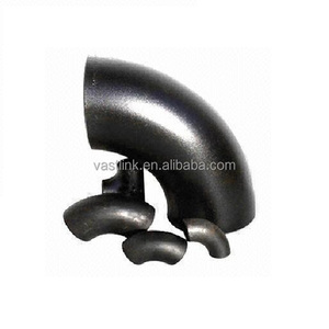 mild carbon steel 90 degree elbow
