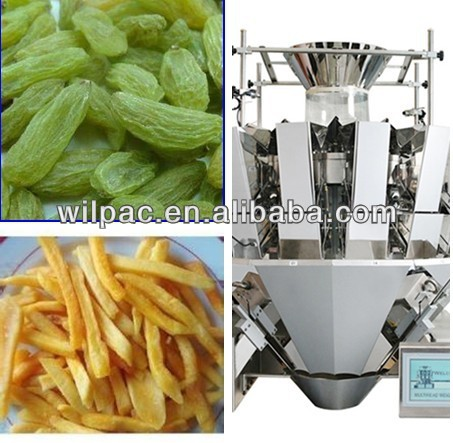 WP-S10 Food Linear Weighing Machine For Granule, Powder