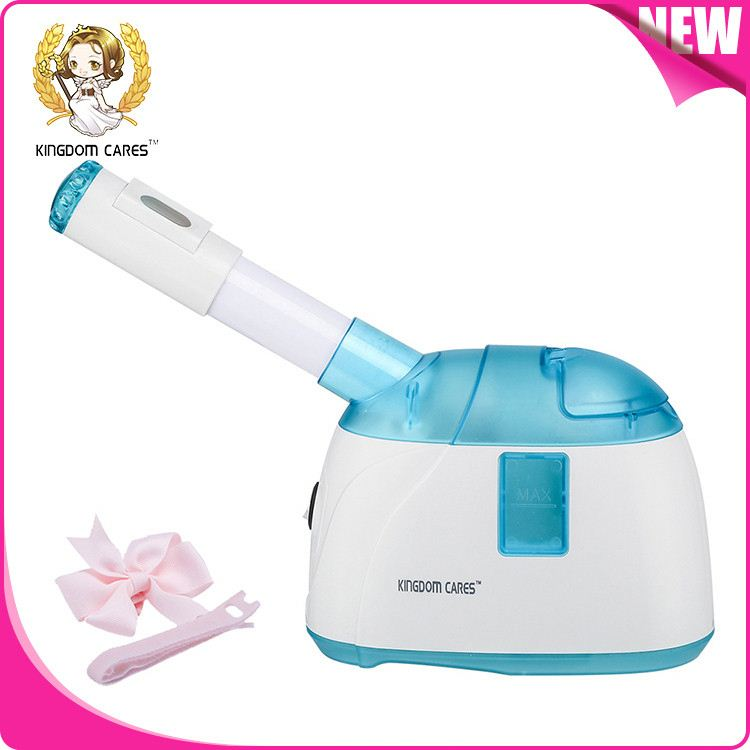 Home or office use Deep clean and Moisture Cool mist spray facial steamer with ozone