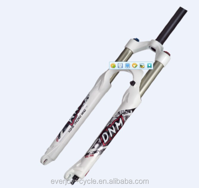 alloy bicycle forks/DNM fork/ MOUNTAIN BIKE FORK with remote lockout