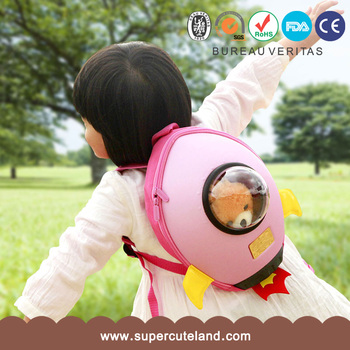 Cute 3d school backpacks