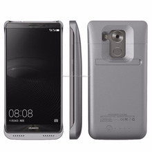 Lithium ion polymer battery 4500mah battery case for huawei mate 8