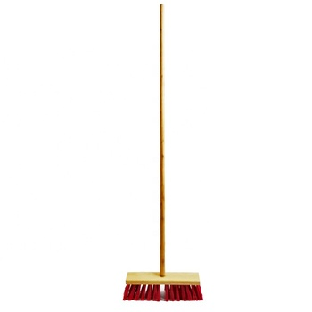 Esd Long Handle Wooden Floor Cleaning