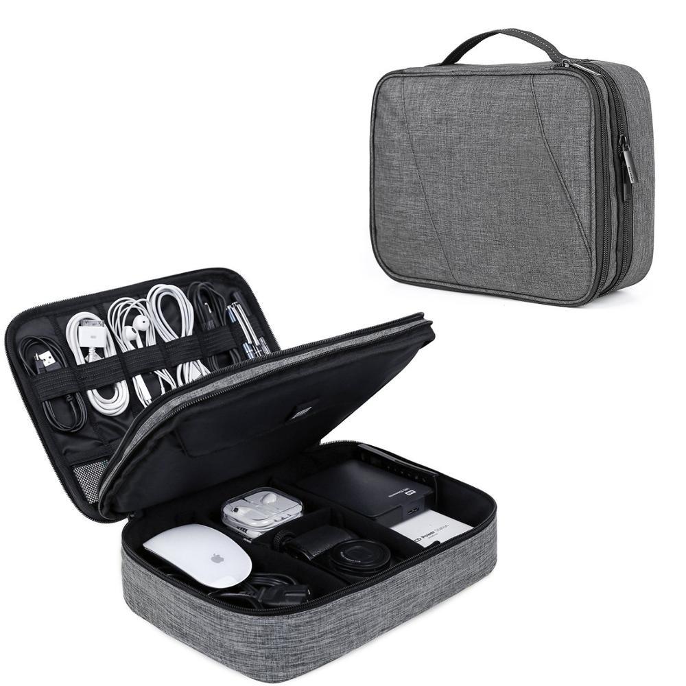 탄성 방수 주최자 여행 Bag Digital 액세서리 Storage Bag