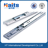 45mm 1.0*1.0*1.2mm 3 fold soft closing drawer slide, telescopic channels