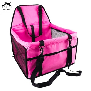 Eco Friendly dog carrier bag Unique Dog Suppliers Pet Travel Carriers for car front seat protection