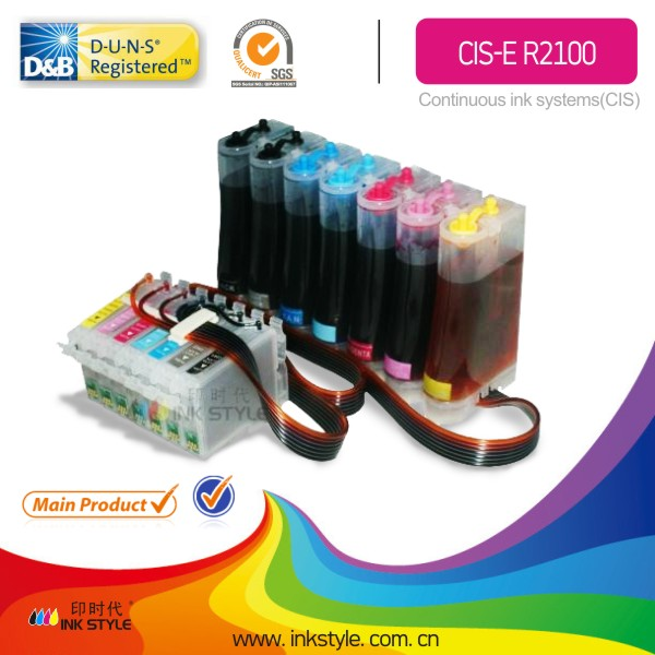 ciss for epson Stylus Photo 2100 printer ( T0341-T0347 ink cartridge )